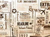 obituary information newspapers image